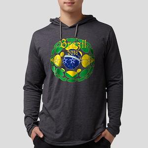 Brazil 2018 World Cup Long Sleeve T-Shirt