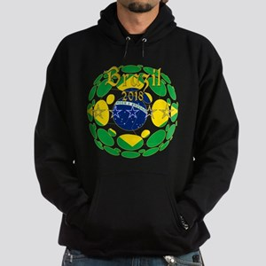 Brazil 2018 World Cup Sweatshirt