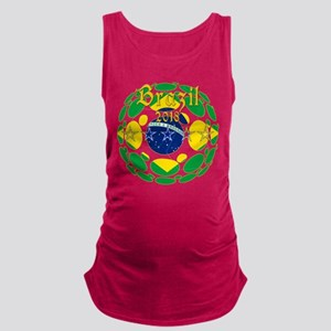 Brazil 2018 World Cup Tank Top