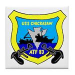 USS Chickasaw (ATF 83) Tile Coaster