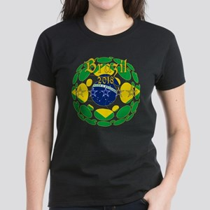 Brazil 2018 World Cup T-Shirt