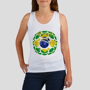 Brazil 2018 World Cup Tank Top