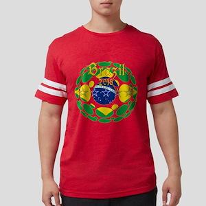 Brazil 2018 World Cup T-Shirt