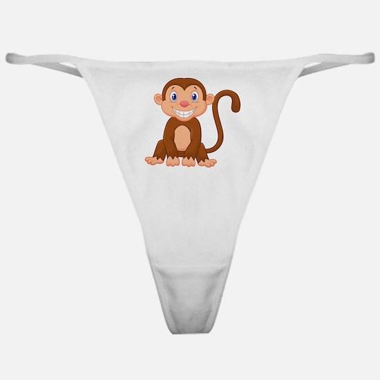 Monkeying around Classic Thong
