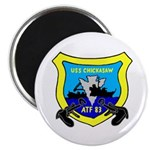 """USS Chickasaw (ATF 83) 2.25"""" Magnet (100 pack)"""