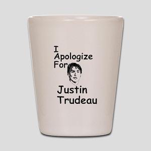 Apologize Shot Glass