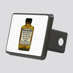 Man Up Pills Hitch Cover