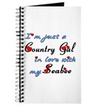 Country Gal Seabee Love Journal