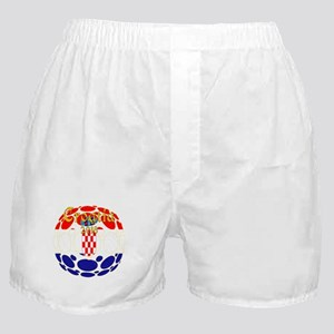 Croatia 2018 World Cup Boxer Shorts