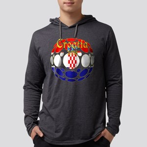 Croatia 2018 World Cup Long Sleeve T-Shirt