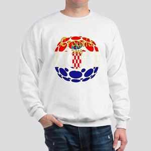 Croatia 2018 World Cup Sweatshirt