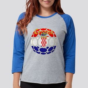 Croatia 2018 World Cup Long Sleeve T-Shirt
