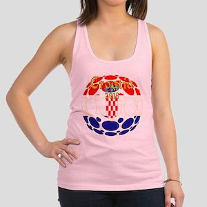 Croatia 2018 World Cup Tank Top