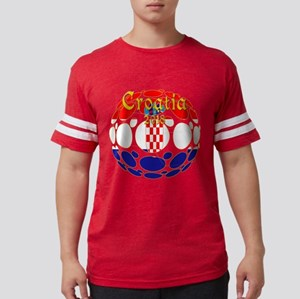 Croatia 2018 World Cup T-Shirt