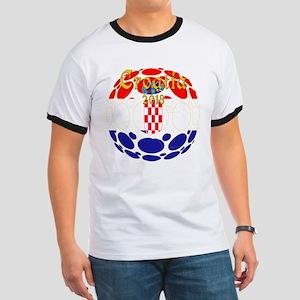 Croatia 2018 World Cup T-Shirt