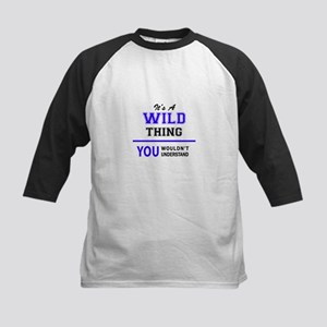 WILD thing, you wouldn't understan Baseball Jersey