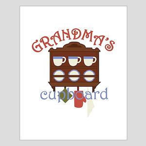 Grandmas Cupboard Posters