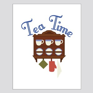 Tea Time Posters