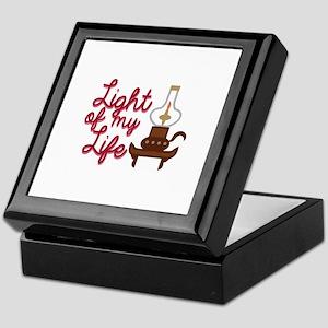 Light Of My Life Keepsake Box