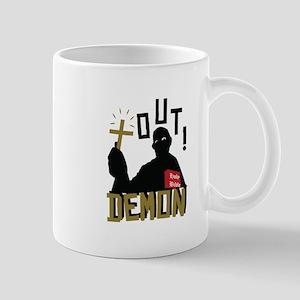 Out Demon Mugs