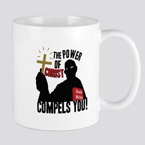 Power Of Christ Mugs