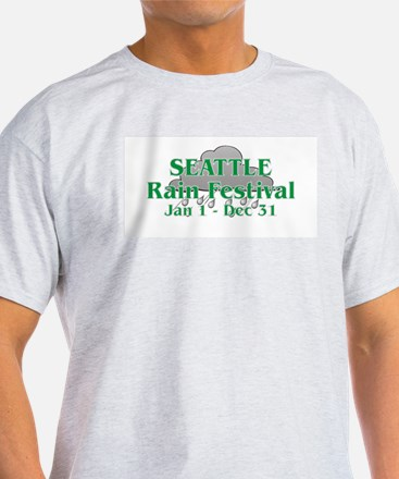 Seattle Rain Festival T-Shirt