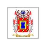 Santillan Square Sticker 3