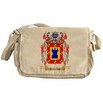 Santillan Messenger Bag