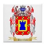 Santillan Tile Coaster