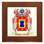 Santillan Framed Tile