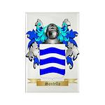 Santello Rectangle Magnet (100 pack)