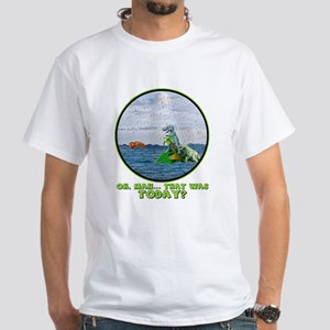 Jesus Dinosaur. That Was TODAY T-Shirt 4d9922265