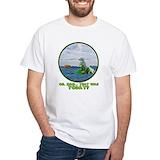 Christian humor noahs ark Mens Classic White T-Shirts