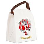 Santa Maria Canvas Lunch Bag