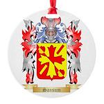 Sansum Round Ornament