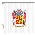 Sanson Shower Curtain