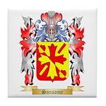 Sansome Tile Coaster