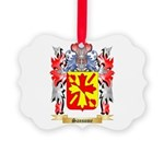 Sansome Picture Ornament
