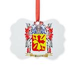 Sansom Picture Ornament