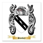 Sankey Square Car Magnet 3