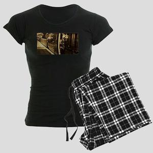 Photo Print - Monochromatic Pajamas
