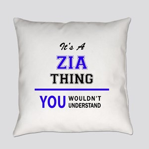 ZIA thing, you wouldn't understand Everyday Pillow