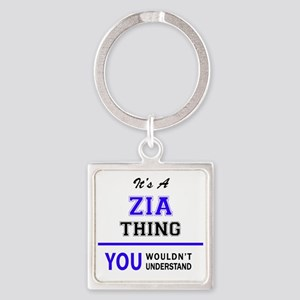 ZIA thing, you wouldn't understand! Keychains
