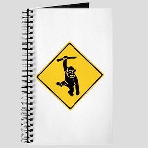 Caution Monkeys, Taiwan Journal