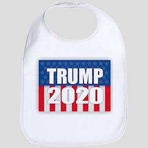 Trump 2020 Baby Bib