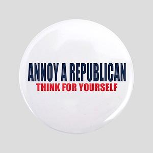 Annoy a Republican Button