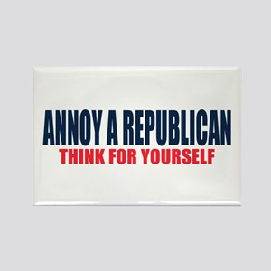 Annoy a Republican Magnets