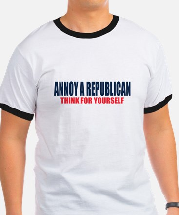 Annoy a Republican T-Shirt