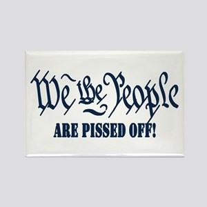 We the People are Pissed Magnets