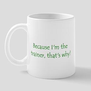 Because Mug
